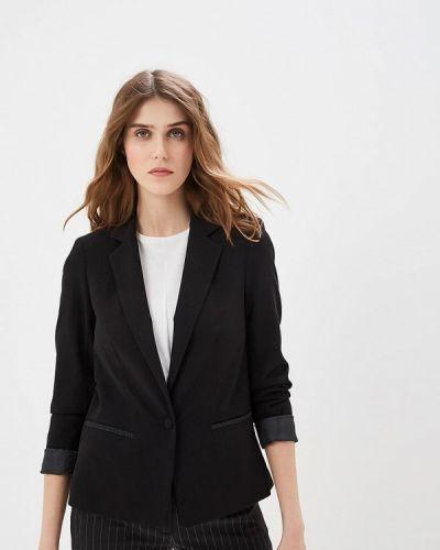 Пиджак черный Naf Naf