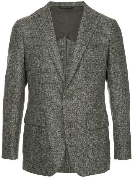 Пиджак твидовый с карманами Durban