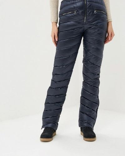 Утепленные брюки - синие Conso Wear
