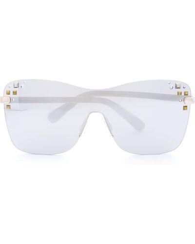 Солнцезащитные очки стеклянные Jimmy Choo  (sunglasses)