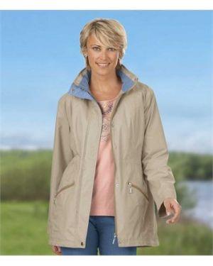 Куртка с капюшоном на молнии облегченная Atlas For Men
