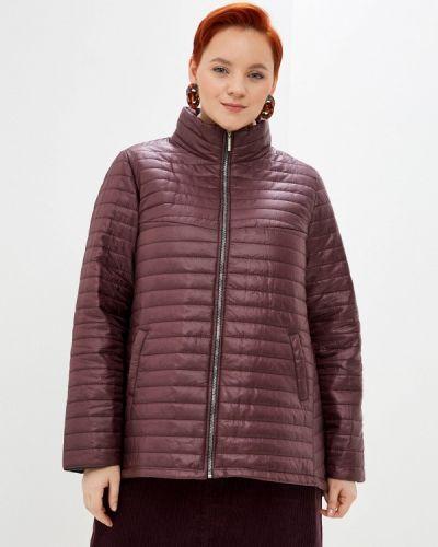 Утепленная куртка - красная очаровательная адель