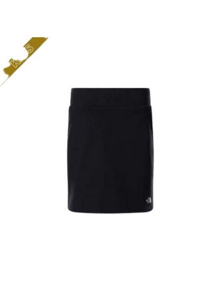 Czarna spódnica mini The North Face