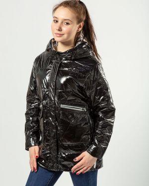 С рукавами черная куртка T.ycamille