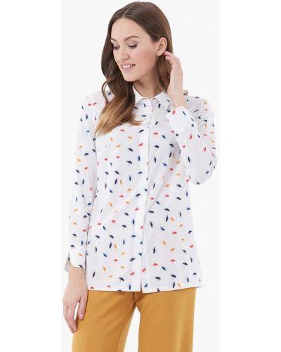 Блузка белая весенний Vladi Collection