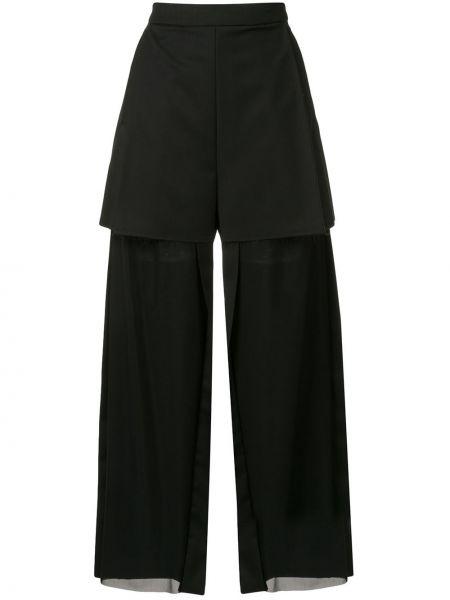 Черные брюки Litkovskaya