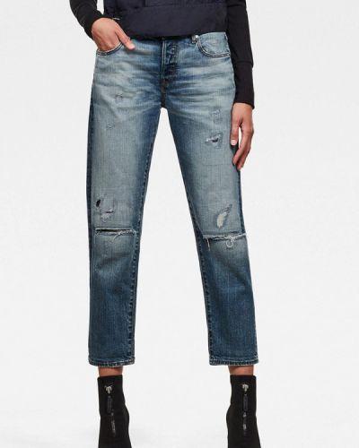 Прямые прямые джинсы G-star