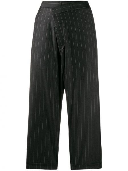 Укороченные брюки брюки-хулиганы дудочки R13