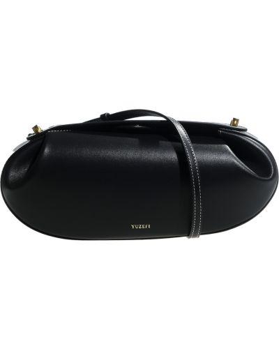 Czarna torebka Yuzefi