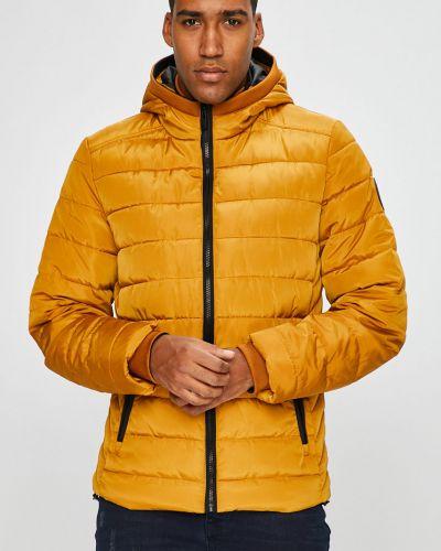 Утепленная куртка с капюшоном стеганая Medicine