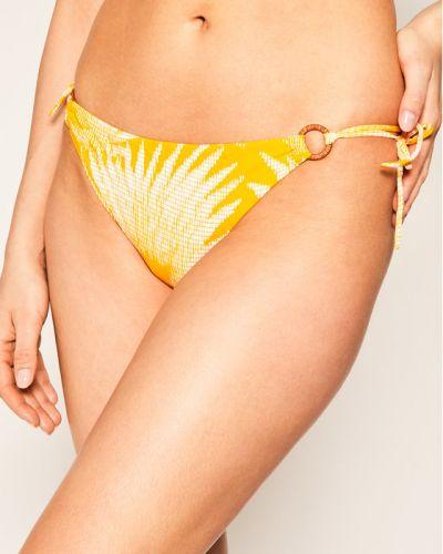 Żółty bikini Chantelle