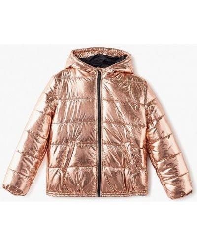 Куртка золотой из золота Kenzo