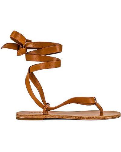 Sandały na obcasie Raye