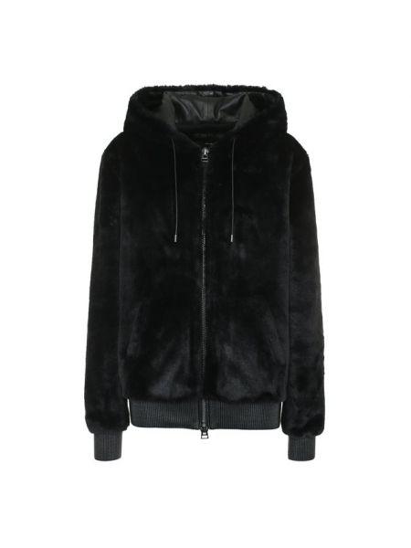 Кожаная куртка с капюшоном однотонная Tom Ford