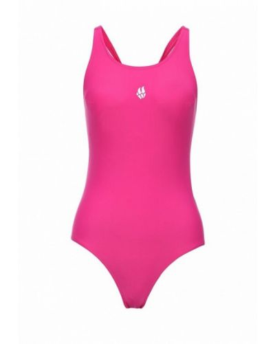 Слитный купальник розовый Madwave