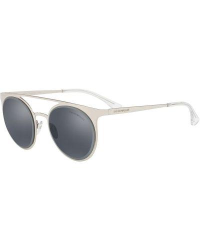 Солнцезащитные очки белый Emporio Armani
