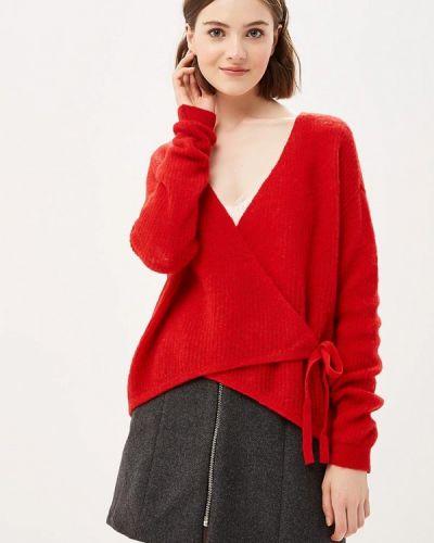Красный кардиган Vero Moda