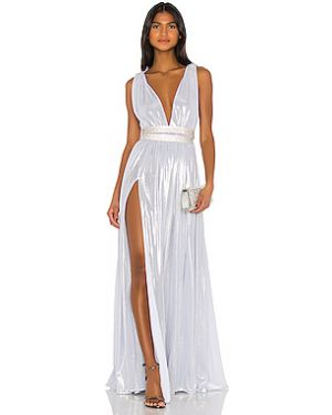 Вечернее платье с поясом на резинке Bronx And Banco