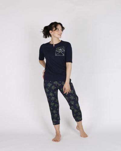 Пижама - синяя Hays