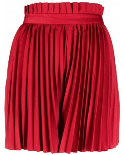 Свободные красные шорты свободного кроя Atu Body Couture