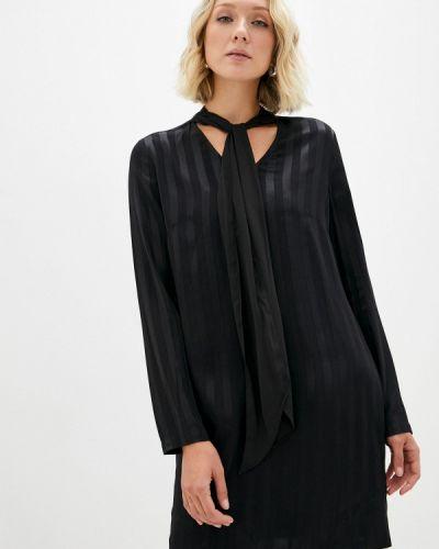 Прямое платье - черное Silvian Heach