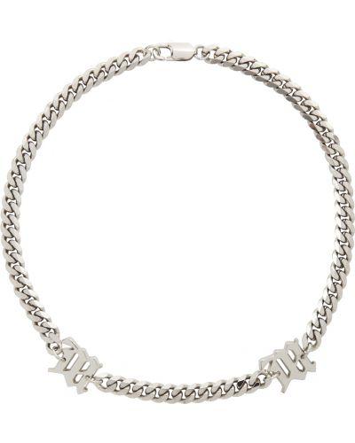 Naszyjnik łańcuch srebrny Misbhv