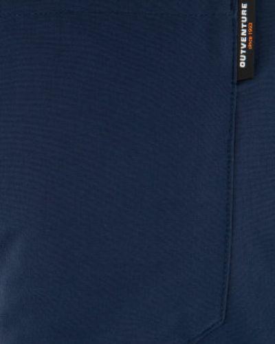 Спортивные брюки льняные с карманами Outventure