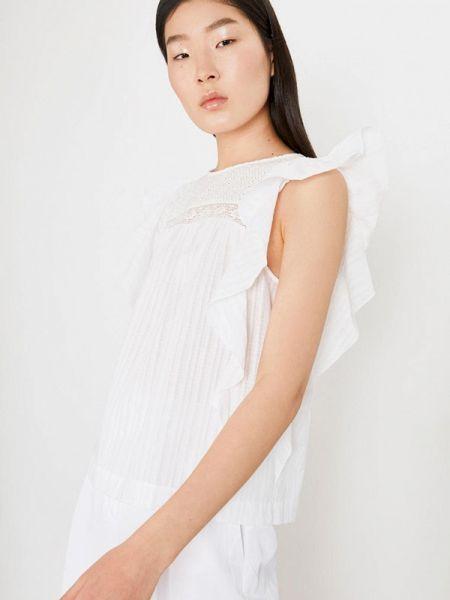 Салатовая блузка без рукавов без рукавов Lime