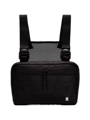 Czarna torebka z siateczką z nylonu 1017 Alyx 9sm