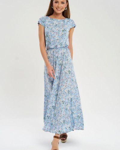 Платье макси Akimbo