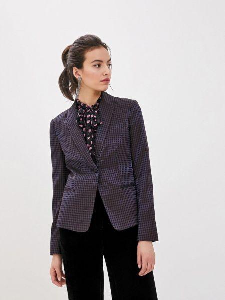 Пиджак - фиолетовый Diane Von Furstenberg