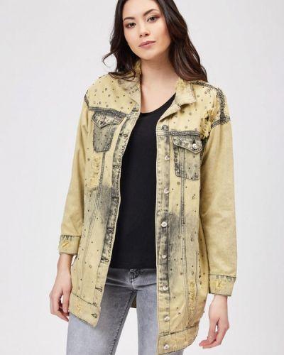 Джинсовая куртка весенняя турецкий D'she