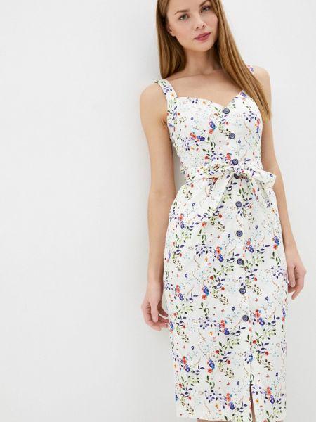 Платье - белое Solou