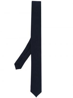 Klasyczny wełniany niebieski gumka do włosów Jil Sander