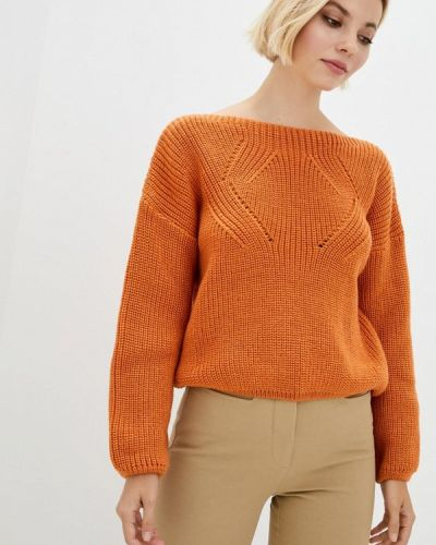Оранжевый джемпер Nataclub