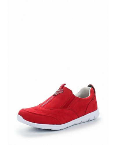 Красные кроссовки Patrol