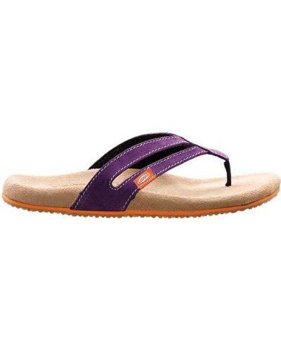 Фиолетовые спортивные сандалии Lizard