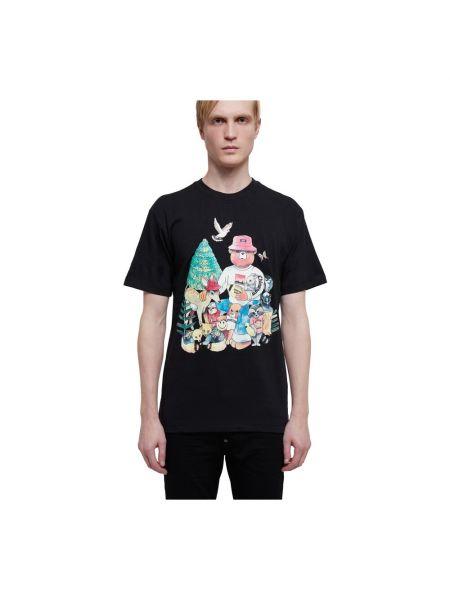 Czarna t-shirt Chinatown Market