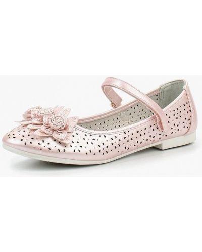 Розовые туфли Zenden Collection