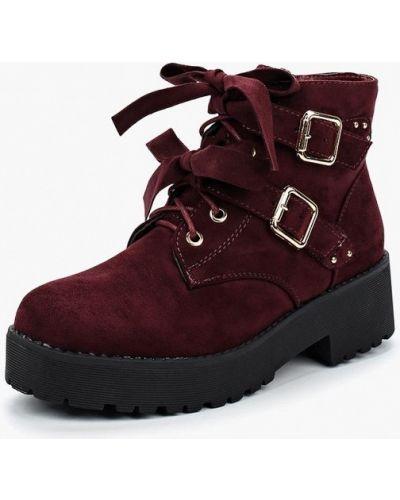 Ботинки на каблуке Vh