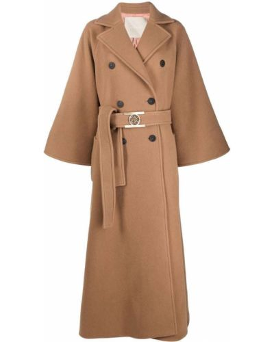 Шерстяное пальто Elie Saab