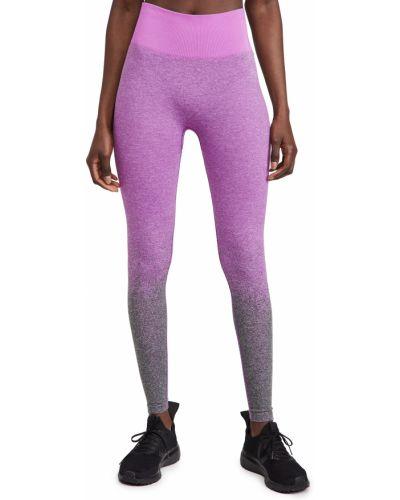 Трикотажные тренировочные компрессионные леггинсы Koral Activewear