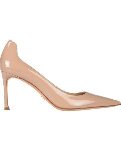 Кожаные туфли - бежевые Christian Dior