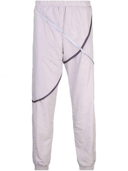 Fioletowe spodnie Cottweiler