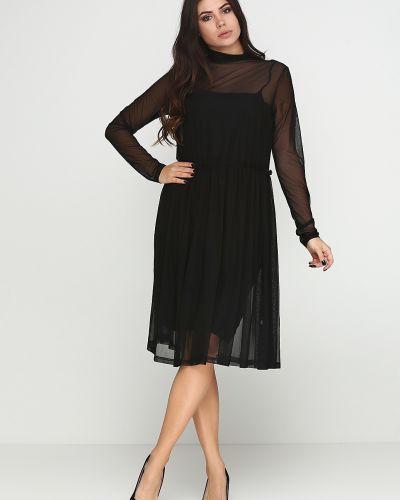 Платье - черное Gestuz