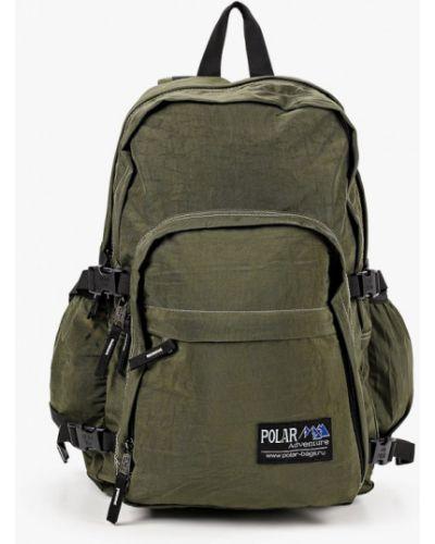 Текстильный рюкзак хаки Polar