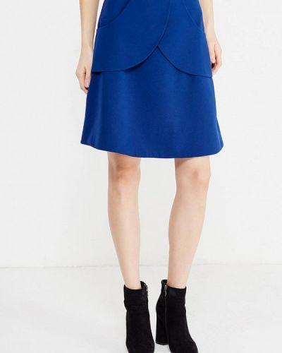 Синяя юбка свободного кроя Lolita Shonidi