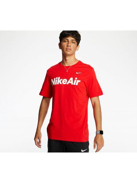 Biały t-shirt Nike