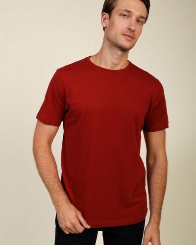 Хлопковая футболка Lerros