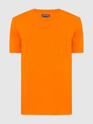 Футболка - оранжевая Vilebrequin